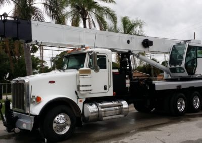 National Boom Truck 1800: 40 Ton