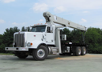 National Boom Truck 900: 24 Ton