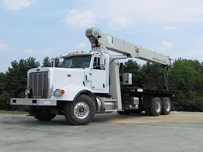 National Boom Truck 900: 24 Ton