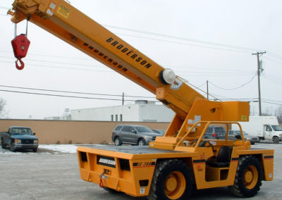 Broderson IC 200: 15 Ton