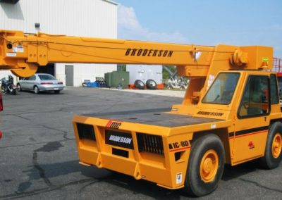 Broderson IC 80: 8 Ton