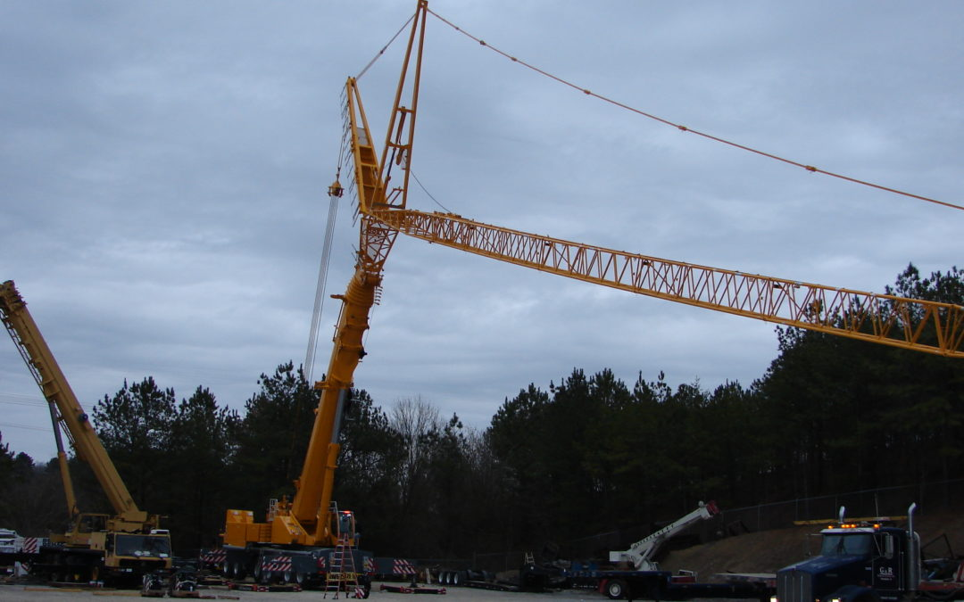 Welcome the new Liebherr LTM 1300