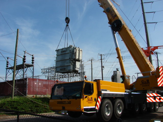 Transformer Replacement – Trussville, AL