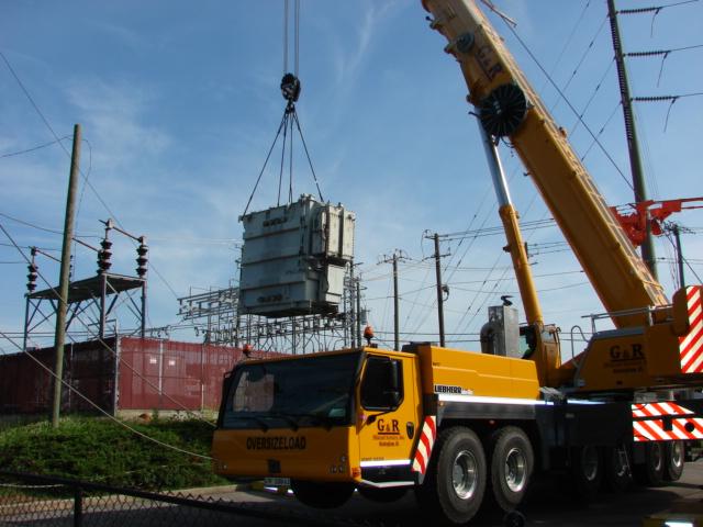 Transformer Replacement – Trussville, AL
